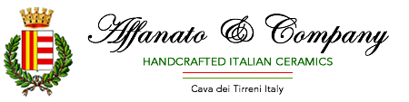 Italian Decorative Arts by Affanato & Company Logo