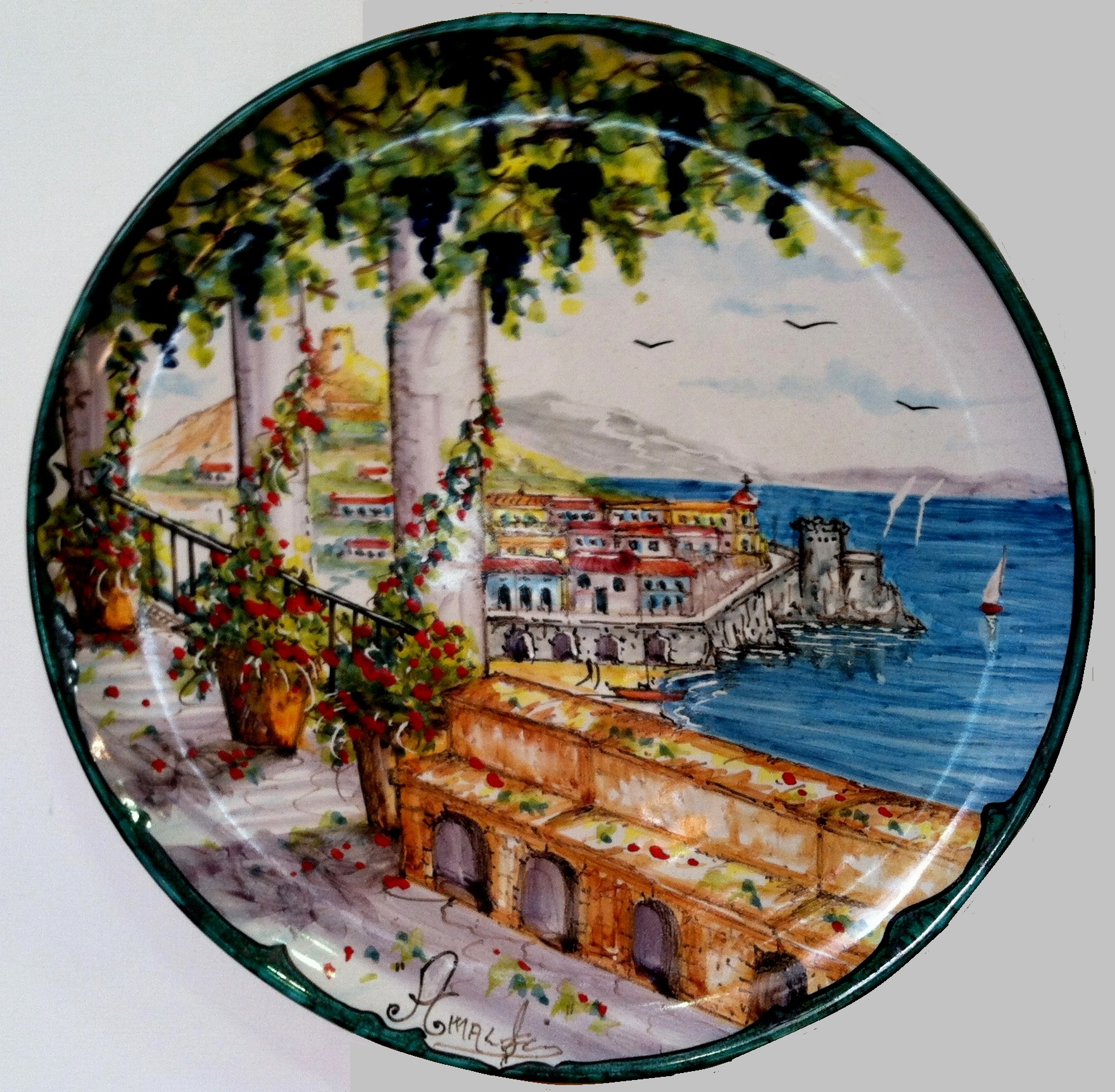 hang how wall decorative to decor plates